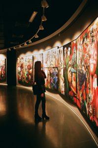 Kunsten at købe kunst – en guide for nybegyndere